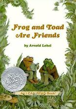 I Can Read Level 2: Frog and Toad Are Friends by Arnold Lobel (1970, Hardcover)