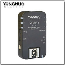 Single Yongnuo YN-622 II HSS Wireless TTL Flash Trigger Transceiver For Nikon