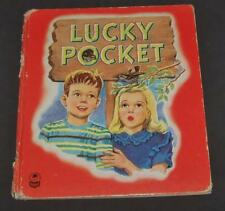1951 Lucky Pocket Cozy Corner Book F. Dorothy Wood Art by Violet LaMont La Mont
