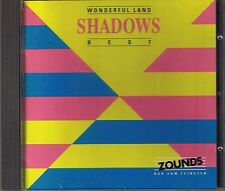Shadows, The Wonderful Land  (Best of) Zounds CD RAR