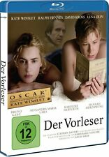 DER VORLESER (Kate Winslet, David Kross) Blu-ray Disc NEU+OVP