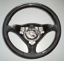 PORSCHE CARRERA 911 996 CARBON NAPPA LEDER LENKRAD TIP.