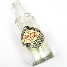 Coca-Cola Fayetteville Bottling EE.UU. Coke Botella 1979 - 75th Aniversario