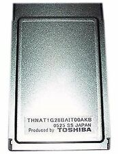 New Toshiba 1.2GB ATA PCMCIA Flash Memory Card (p/n THNAT1G28BAIT00AKB)