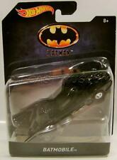 BATMAN BATMOBILE 1:50 SCALE DIECAST HOT WHEELS HW 2016