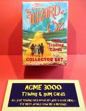 Pacific The Wizard Of Oz - Set Of 110 Trading Cards - Collector Set