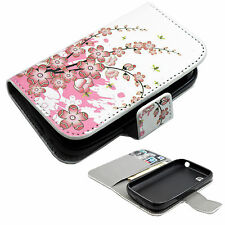 Card Holder Flip Wallet PU Leather Case Cover Stand For LG Mobile Phones