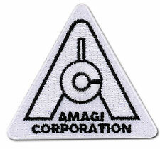 Zetman Amagi Corparation Patch ~ Officially Licensed ~ BRAND NEW