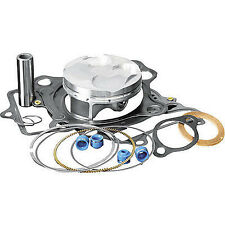 WISECO TOP END REBUILD KIT! 04-09 yamaha yfz450 yfz 450 11.4:1 piston gaskets