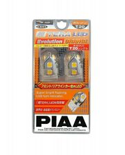 PIAA LED bulb 230lm Ultra TERA Evolution T20 Orange 12V6W Blinker H-541 (1000)