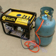 Conversion Kits for 5 to 6.5KW Honda Gasoline Generator to use Propane LPG Gas