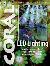 Coral Magazine, Back Issue, Vol 8 #5, Sep/Oct 2011, LED Lighting