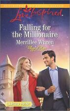 Falling for the Millionaire (Village of Hope) by Whren, Merrillee, Good Book