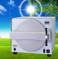 Medical Steam Sterilizer Dental Lab Sterilizer Machine Autoclave 900W 18L Sale