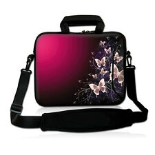 "Butterfly 15"" 15.4"" 15.6"" Laptop Shoulder Bag Case cover For Apple HP Dell ASUS"