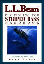 L.L. Bean Fly Fishing for Striped Bass Handbook