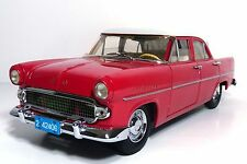 Rare Red Flag Dong Feng Golden Dragon 1958 China 1st Car 1/18