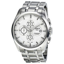 Tissot Couturier Chronograph Automatic Mens Watch T0356271103100