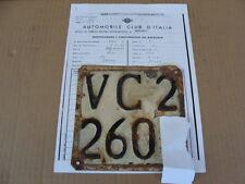 ACCESSORIO PER MOTO RUMI 125 1952 SCOIATTOLO FORMICHINO MOTO D'EPOCA OLD ITALY