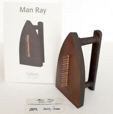 Man Ray CADEAU (The Gift) n.3005 with base exposer - Cadeau ManRay