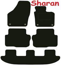 VW Sharan Deluxe qualità su misura tappetini 2010 2011 2012 2013 2014