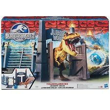 Jurassic World Bash 'n Bite T-Rex Lockdown Playset