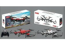 DFD F186C R/C 4CH 2.4G quadcopter with 0.3MP HD480p camera & 4GB SD card
