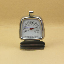 Classic Kitchen Stainless Steel Dial Thermometer for Refrigerator Fridge Freezer