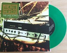 "The All American Rejects - The Last Song 7"" Green Vinyl"