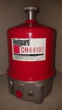 Cummins Fleetguard Lube Centrifugal By-Pass Filter w/out Clamp, CH44105