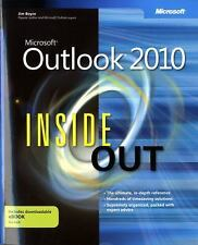Microsoft Outlook 2010 Inside Out, Boyce, Jim, Good Condition, Book