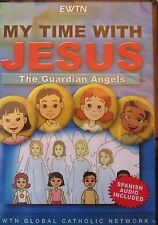 MY TIME WITH JESUS:THE GUARDIAN ANGELS FOR KIDS* VOL 6 OF 8 * AN EWTN DVD