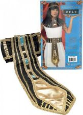 New Ladies Egyptian Belt Cleopatra Fancy Dress Accessory Costume