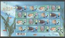 Hong Kong 2003 Pet Fish/Marine/Animals 16v sht (s5073)