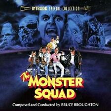 THE MONSTER SQUAD / Bruce Broughton CD OST - INTRADA