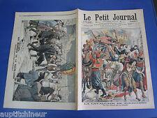 Le petit journal 1906 803 Tourcoing cavalcade incendie Haute Loire obsèques