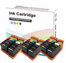 6 Ink Cartridges For Dell V313 V313W V515W P513W P713W V715W Printer 21 series