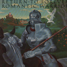 Return To Forever - Romantic Warrior (Vinyl LP - 1976 - US - Original)