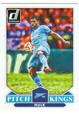 2015 Panini Donruss Soccer Pitch Kings #11 Hulk Zenit St. Petersburg