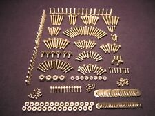 Team Losi Muggy Stainless Steel Hex Head Screw Kit 250+ pcs Racing