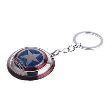 CAPTAIN AMERICA PROTEZIONE Marvel PORTACHIAVI CON CATENELLA protezione Metallo