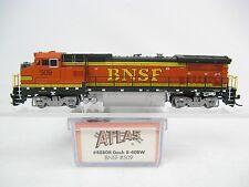 Atlas N-Scale Dash 8-40BW BNSF #509 Diesel Locomotive, DCC Ready, 48808