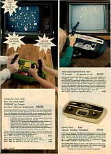 1977 ADVERTISEMENT Combat Coleco Telstar Ranger Early Video Games Game Consol
