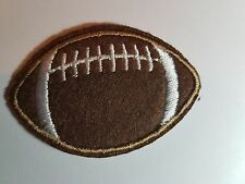 American Football Iron On Sew on Patch Transfer Fancy Dress Badge