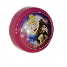 ** DISNEY PRINCESS TAP LIGHT BELLE CINDERELLA WALL MOUNTABLE OR FREE STANDING NE