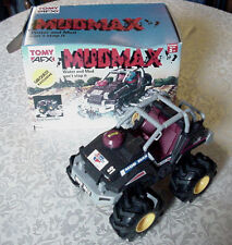 "Vintage Tomy AFX ""MUDMAX"" a Carquest Esclusive Off Road Vehicle"