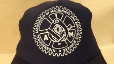 Vtg International Association of Machinists & Aerospace Workers Snapback Hat/Cap