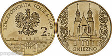 "Poland 2005 - 2 zlotych ""Towns in Poland Series - Gniezno"" UNC"