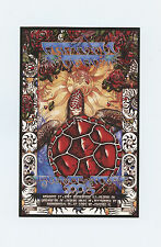 Grateful Dead 1995 Summer Tour Last Year of Grateful Dead Handbill 3.5 x 5.5