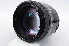 **Excellent** Nikon AF NIKKOR 85mm f/1.8 lens SLR from Japan